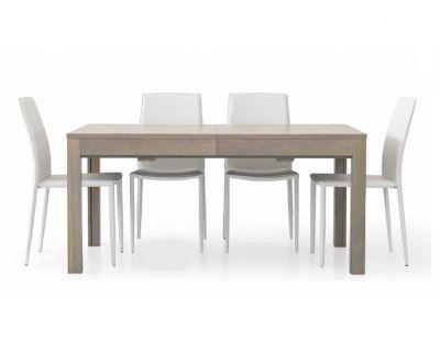Montefioredesign Tavolino in legno allungabile Oasi