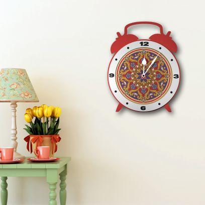 Orologio da parete WAKE-UP comb.6