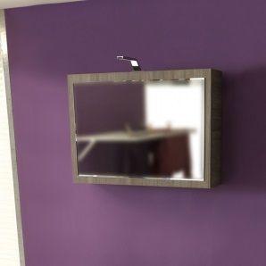 Pensile  specchio L70xP15xH50