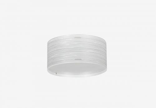 Plafoniera Rigatone 1 luce di Emporium