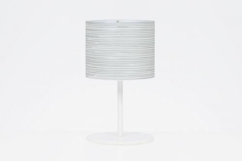 Lampada da tavolo Rigatone di Emporium H 35