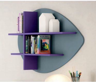 Libreria Foglia in 17 colorazioni