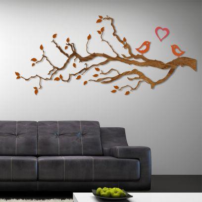 Decorazione in legno LOVE 2 metri comb.1