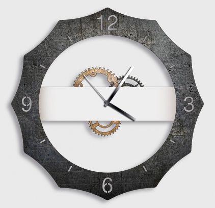 Orologio da parete GERMAN antracite