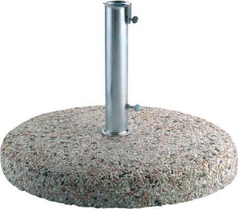 Base per Ombrellone in Graniglietto Ø 60 cm