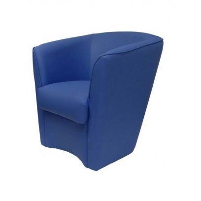 Poltrona vanessa Azzurra