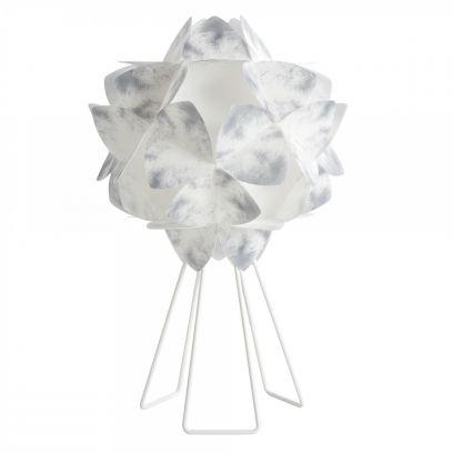 Lampada da tavolo Cotton Light in Nuance Grigio