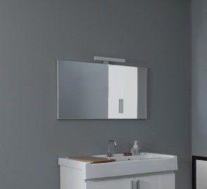 Specchio a giorno 106x35