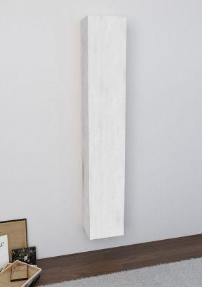Colonna sospesa colore Bianco Opaco