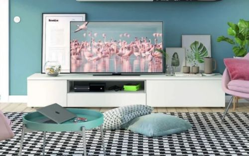 Porta tv con vano decoder 17 colorazioni