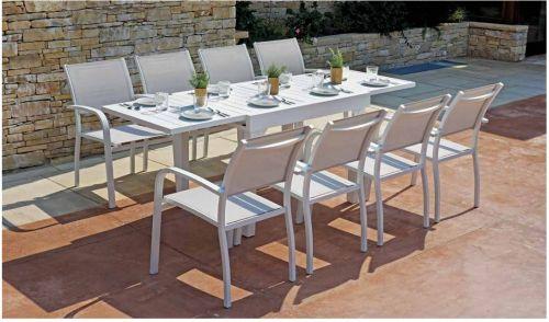 Tavolo allungabile Capannori Bianco