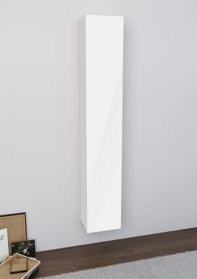 Colonna sospesa colore Bianco Lucido