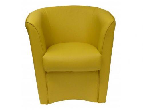 Poltrona vanessa  giallo