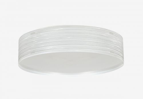 Plafoniera Rigatone 2 luci di Emporium