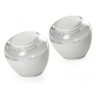 Set spargisale e pepe movida omada colore bianco