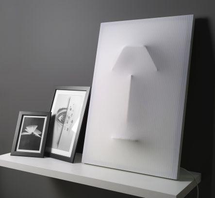 NEBU lampada da tavolo o da appendere disegnata da Leonardo Criolani