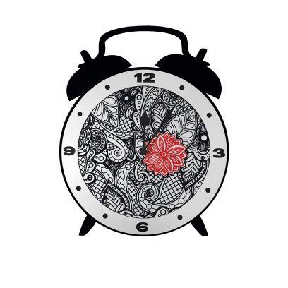 Orologio da parete WAKE-UP comb.4
