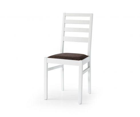 Sedia in legno Adele bianca