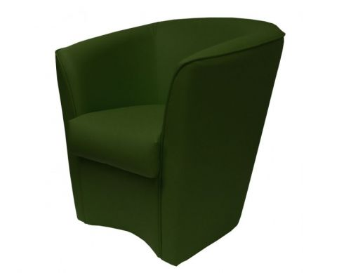Poltrona Vanessa  verde smeraldo