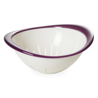 Scolapasta Trendy omada colore viola