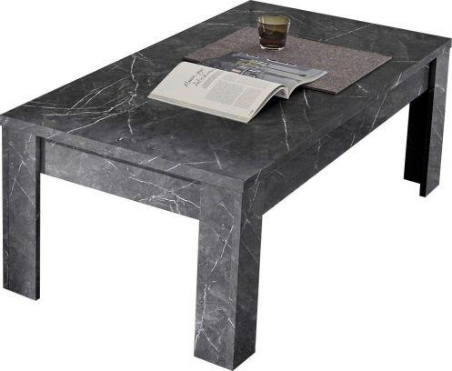 Tavolino linea  Olimpia in finitura Marmo Nero