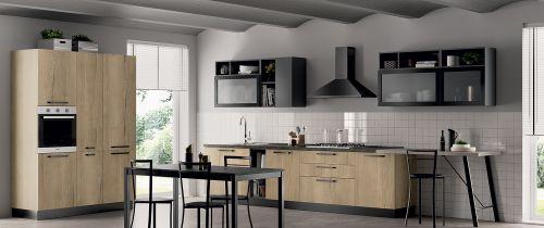 Cucina Moderna Noemi modulare