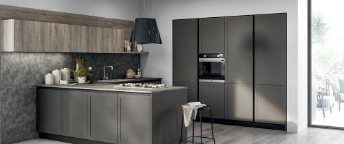 Cucina Moderna City angolare personalizzabile