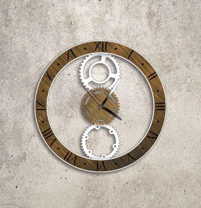 Orologio Genius ruggine