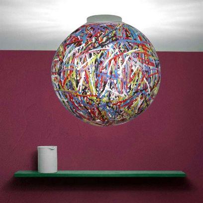 Plafoniera Reload di emporium multicolor