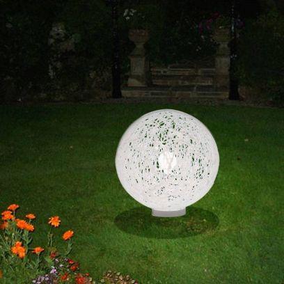 Lampada da terra reload emporium bianca