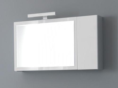 Pensile  specchio L90xP15xH50