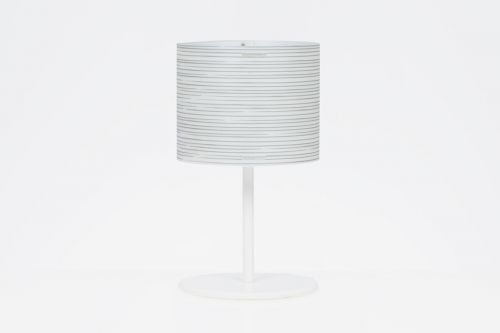 Lampada da tavolo Rigatone di Emporium H 51