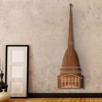 Torino - legno scuro