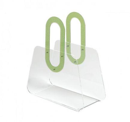 Portariviste Bag verde