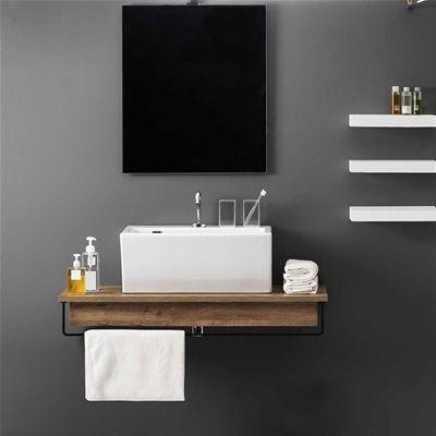 Mensola per lavabo Block