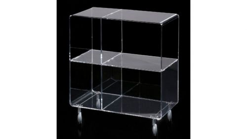 Carrello Andy 5 Emporium trasparente