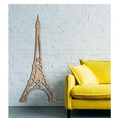 Torre Eiffel, Parigi, in legno chiaro