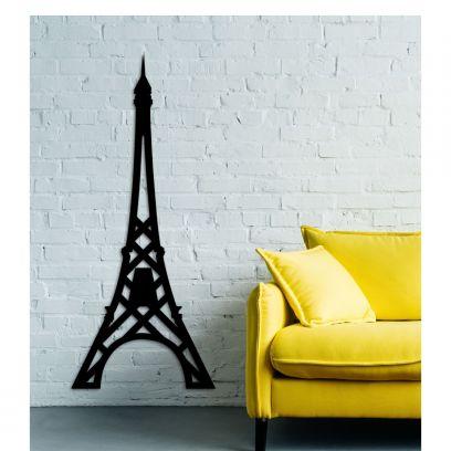 Torre Eiffel, Parigi, in legno nero