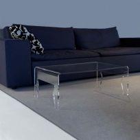 Tavolino Naif5 emporium trasparente