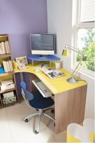 Scrivania Corner  17 colorazioni