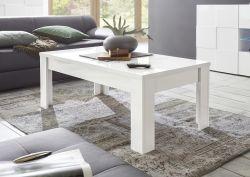 Tavolino Carola linea Dama Bianco lucido