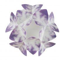 Applique Cotton Light in Nuance Viola