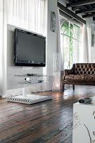 Porta Tv Pixel in finitura Bianco