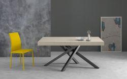 Tavolo Kubo con piano in Folding Nobilitato  160 x 90