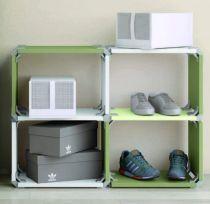 Libreria  Cubo 2 modulare in 17 colorazioni