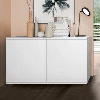Madia moderna 2 ante Cloe Bianco Opaco 17 colorazioni