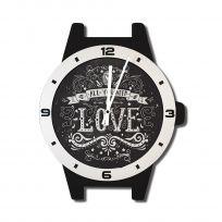 Orologio da parete CLOCK comb.3