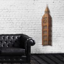 Londra Big ben - legno scuro