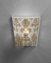 Applique Babette decoro oro
