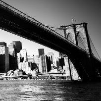 Quadro  New York 100x70 cm